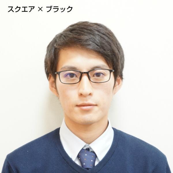 【交換・返品無料】はじめての老眼鏡に最適「レンズ度数+0.5」リーディンググラス ブルーライトカットとUV400で眼が疲れない!顔にフィットする形状記憶テンプル|readingglasses|02