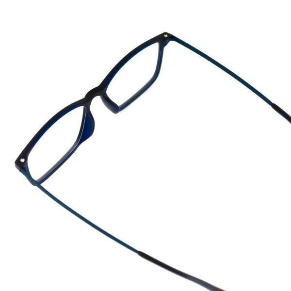 【交換・返品無料】はじめての老眼鏡に最適「レンズ度数+0.5」リーディンググラス ブルーライトカットとUV400で眼が疲れない!顔にフィットする形状記憶テンプル|readingglasses|11