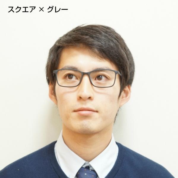 【交換・返品無料】はじめての老眼鏡に最適「レンズ度数+0.5」リーディンググラス ブルーライトカットとUV400で眼が疲れない!顔にフィットする形状記憶テンプル|readingglasses|04