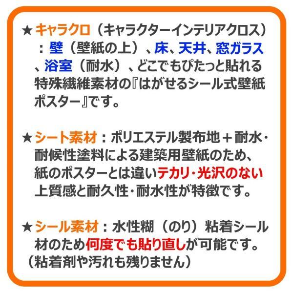 絵画風 壁紙ポスター  さくら 夜桜 大阪 夜景 ライトアップ キャラクロ OSK-005A2 (A2版 594mm×420mm) real-inter 06