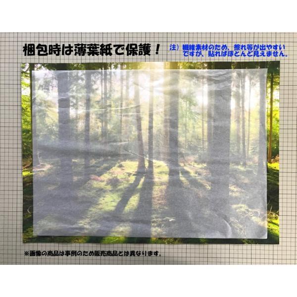 絵画風 壁紙ポスター  さくら 夜桜 大阪 夜景 ライトアップ キャラクロ OSK-005A2 (A2版 594mm×420mm) real-inter 07