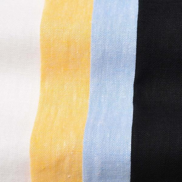 GUY ROVER ギローバー リネン コットン ソリッド イタリアンカラーシャツ|realclothing|14