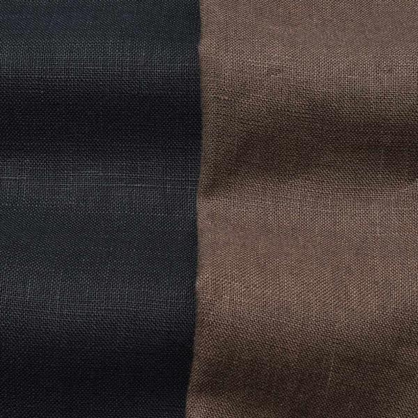 Massimo d'Augusto マッシモ ダウグスト LEO リネン イタリアンカラー ショートスリーブ シャツ|realclothing|10