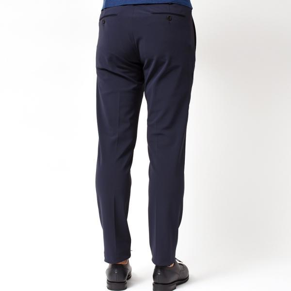 PT01(ピーティーゼロウーノ)KULT BETA ナイロン ストレッチ パッカブル 1プリーツ パンツ【SALE 40%OFF】|realclothing|12