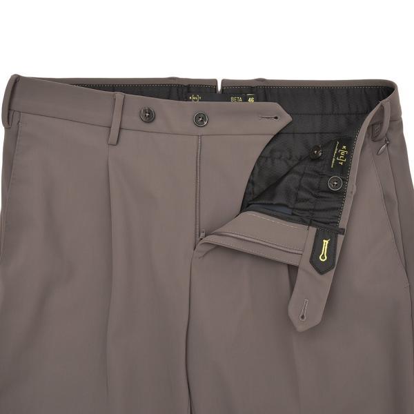 PT01(ピーティーゼロウーノ)KULT BETA ナイロン ストレッチ パッカブル 1プリーツ パンツ【SALE 40%OFF】|realclothing|13