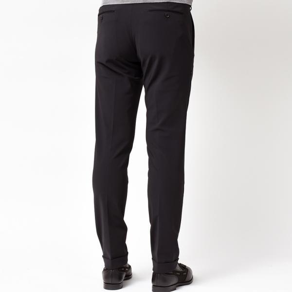 PT01(ピーティーゼロウーノ)KULT BETA ナイロン ストレッチ パッカブル 1プリーツ パンツ【SALE 40%OFF】|realclothing|04