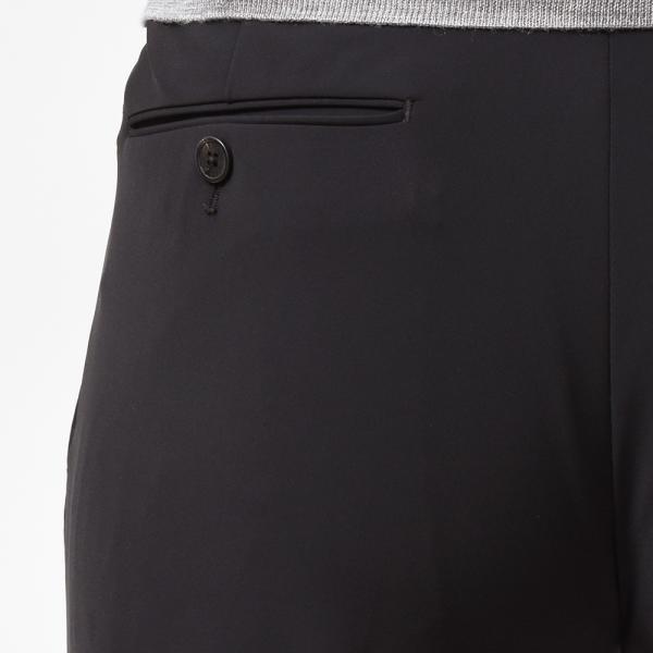 PT01(ピーティーゼロウーノ)KULT BETA ナイロン ストレッチ パッカブル 1プリーツ パンツ【SALE 40%OFF】|realclothing|07