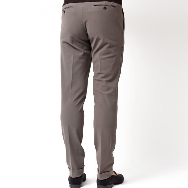 PT01(ピーティーゼロウーノ)KULT BETA ナイロン ストレッチ パッカブル 1プリーツ パンツ【SALE 40%OFF】|realclothing|10
