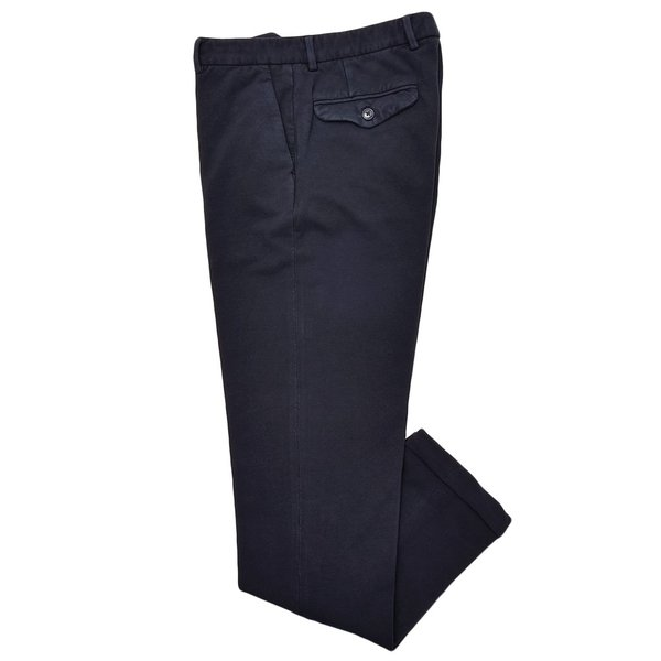 CIRCOLO 1901 チルコロ コットン ストレッチ ジャージー ノープリーツ パンツ|realclothing