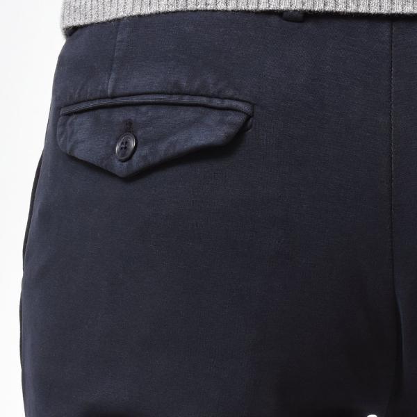CIRCOLO 1901 チルコロ コットン ストレッチ ジャージー ノープリーツ パンツ|realclothing|06