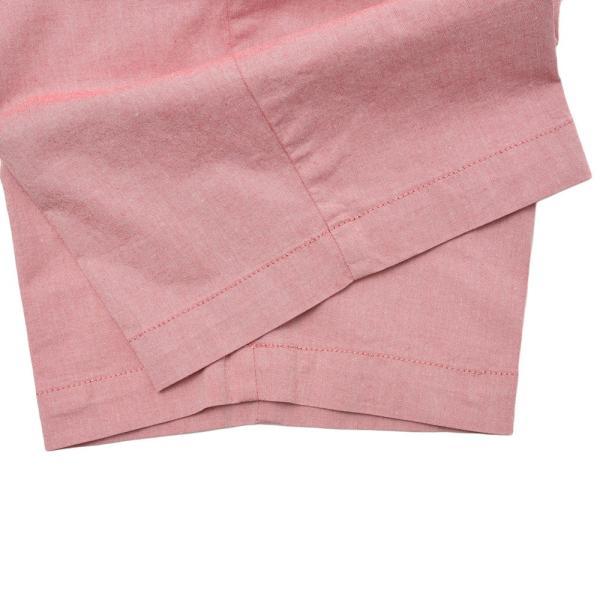 PT TORINO ピーティー トリノ コットン ストレッチ シャンブレー ノープリーツショートパンツ BERMUDA【MORE SALE 30%OFF】|realclothing|13