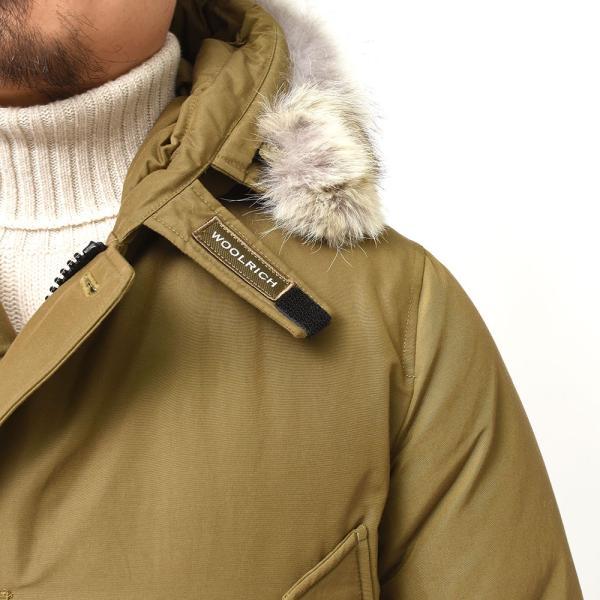 WOOLRICH(ウールリッチ)ARCTIC PARKA ML アークティクパーカ コットン ナイロン 60/40クロス ダウンジャケット|realclothing|08