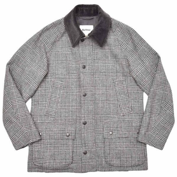 Barbour バブアー BEDALE SL ビデイル BLISSTEX TWEEDS ウール ツイード グレンチェック ジャケット|realclothing