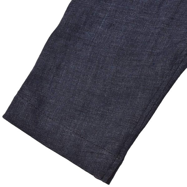 LARDINI(ラルディーニ)リネン メランジ ダブル4Bシャツジャケット|realclothing|03