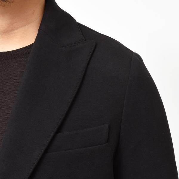 CIRCOLO 1901 チルコロ コットン ストレッチ ジャージー メタルボタン ピークド シングル2Bジャケット|realclothing|07