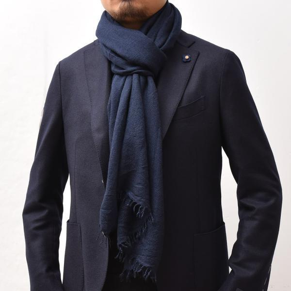 Faliero Sarti(ファリエロ サルティ)Dianetta カシミヤ シルク ソリッド 大判ストール|realclothing|08