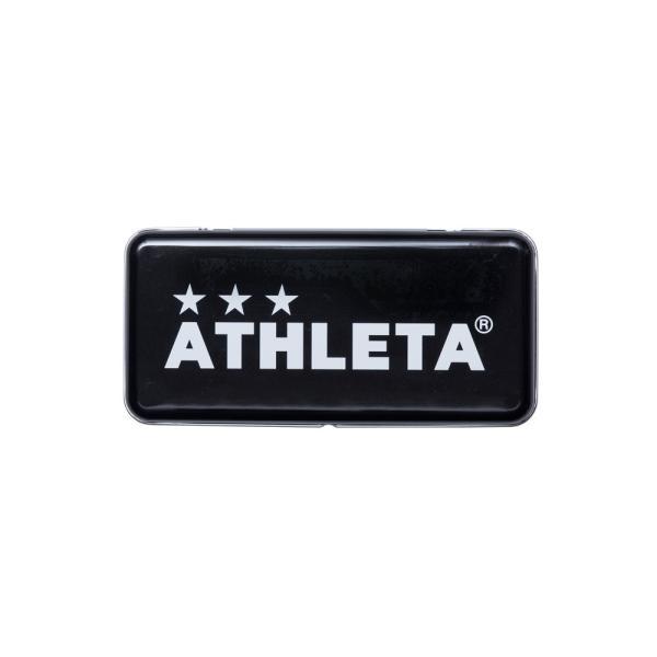 アスレタ ATHLETA ハードペンケース 筆箱 作戦盤 05245 サッカー フットサル レアルスポーツ|realsports|05