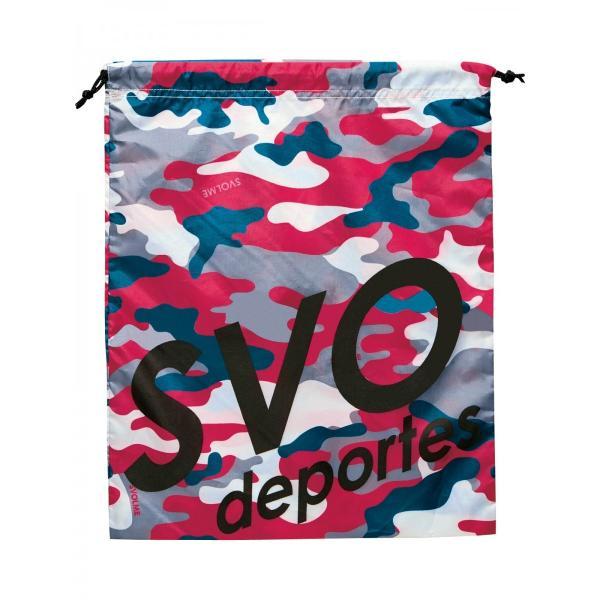 スボルメ SVOLME 19SS 新作 シューズケース カモシューズ袋 サッカー フットサル ランニング 1191-09729 レアルスポーツ|realsports|03