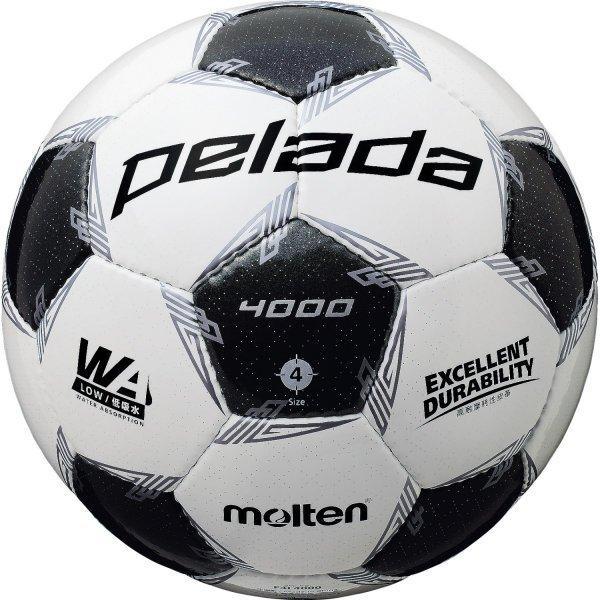 molten サッカーボール 4号球 ペレーダ4000 F4L4000 小学生用 手縫い 検定球 第5世代 モルテン レアルスポーツ|realsports|02