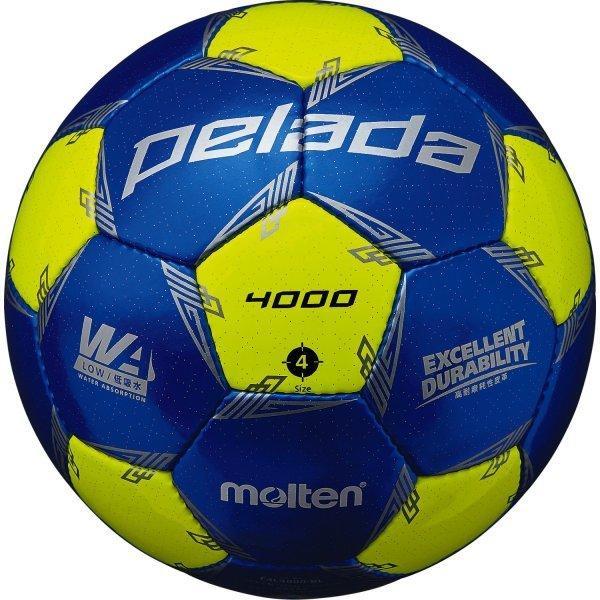molten サッカーボール 4号球 ペレーダ4000 F4L4000 小学生用 手縫い 検定球 第5世代 モルテン レアルスポーツ|realsports|07