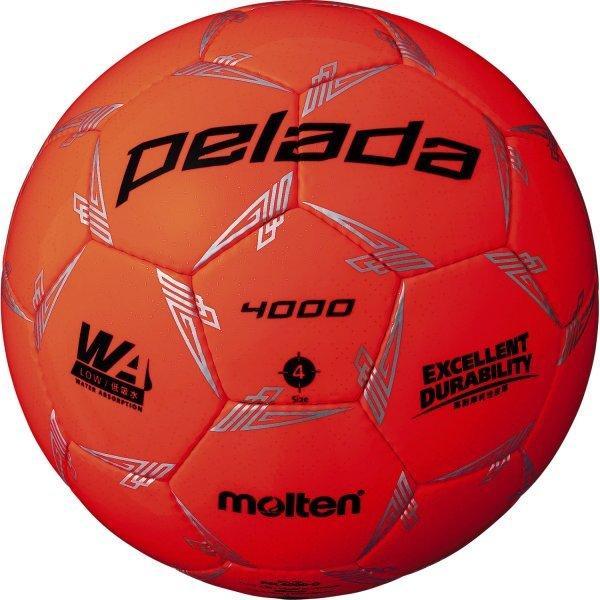 molten サッカーボール 4号球 ペレーダ4000 F4L4000 小学生用 手縫い 検定球 第5世代 モルテン レアルスポーツ|realsports|09