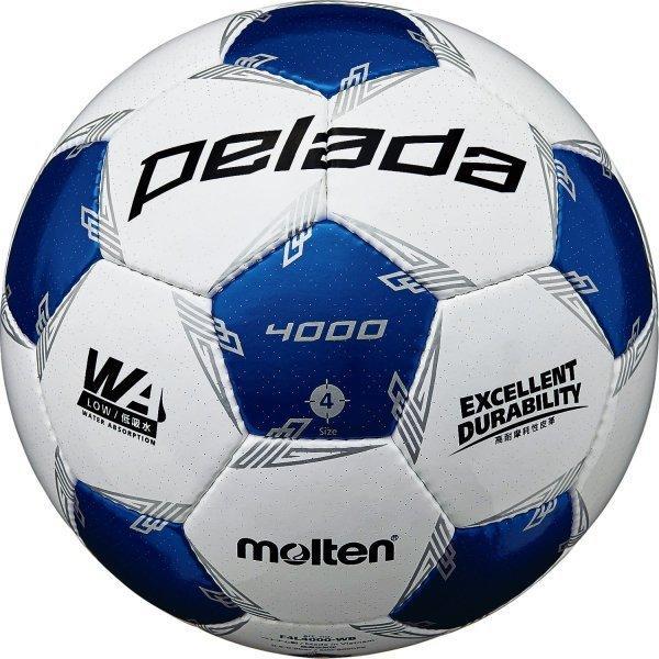 molten サッカーボール 4号球 ペレーダ4000 F4L4000 小学生用 手縫い 検定球 第5世代 モルテン レアルスポーツ|realsports|04