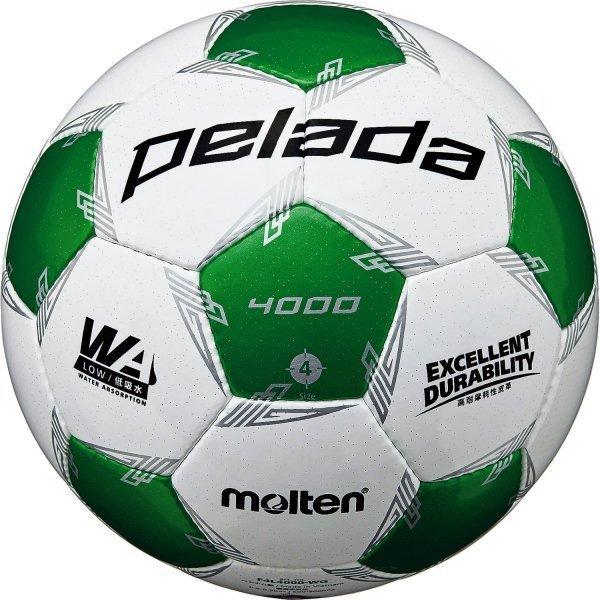 molten サッカーボール 4号球 ペレーダ4000 F4L4000 小学生用 手縫い 検定球 第5世代 モルテン レアルスポーツ|realsports|05