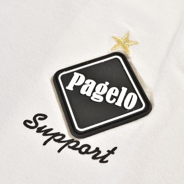 パジェロ PAGELO 長袖カットソー メンズ 2020春夏 クルーネック ロゴ 01-1581-07|realtree|06