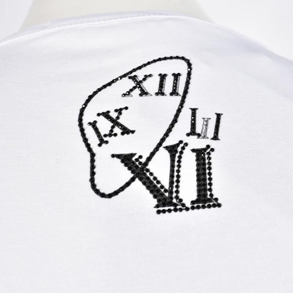 SALE 30%OFF ウザリス USUALIS 長袖Tシャツ メンズ 春夏 ストレッチ アップリケ ラインストーン 91-1501-60|realtree|07
