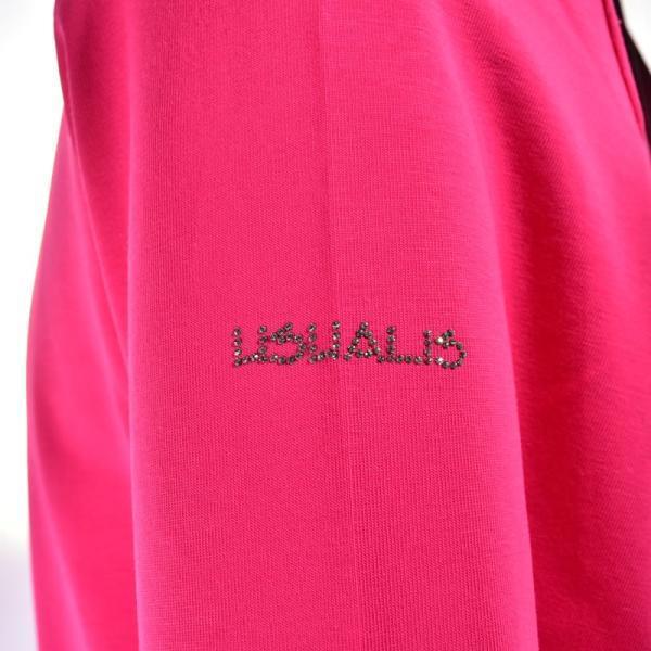 SALE 30%OFF ウザリス USUALIS 長袖Tシャツ メンズ 春夏 ストレッチ ロゴ スター ラインストーン 91-1502-60|realtree|15
