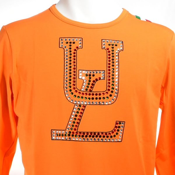 SALE 30%OFF ウザリス USUALIS 長袖Tシャツ メンズ 春夏 ストレッチ ロゴ スター ラインストーン 91-1502-60|realtree|19