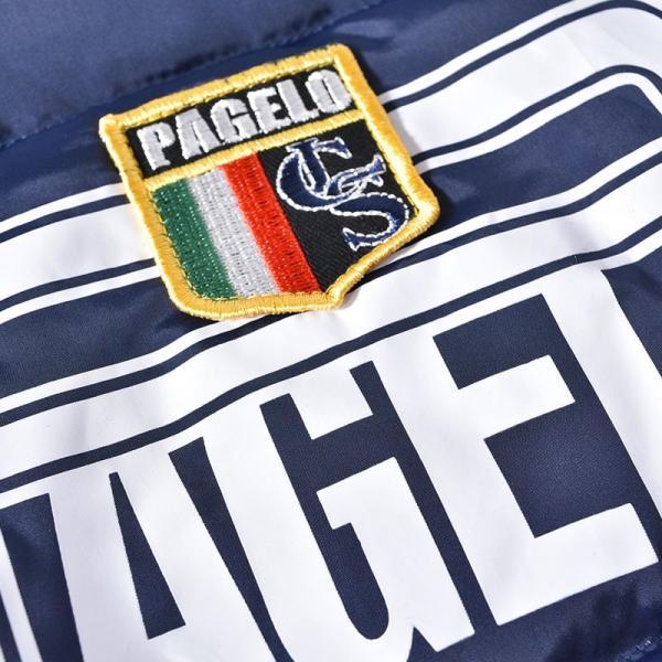 大きいサイズ パジェロ PAGELO ダウンジャケット メンズ 秋冬 星 迷彩 ロゴ 3L 95-3111-071b|realtree|05