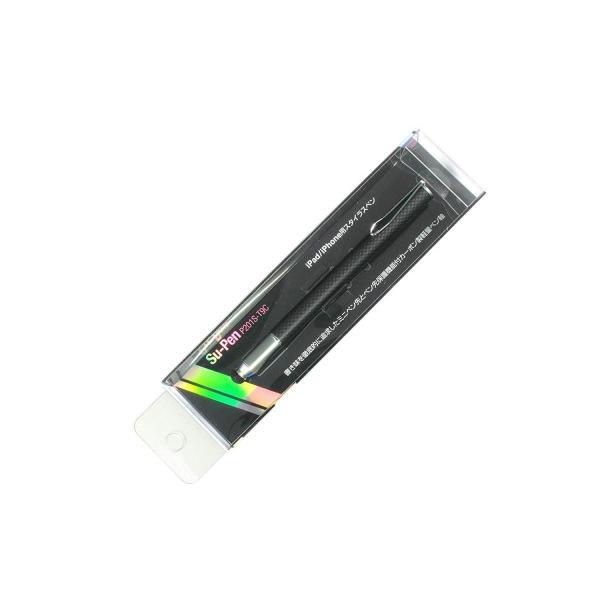 iPad/iPhone用スタイラスペン (タッチペン) Su-Pen P201S-T9C (カーボン軸)|reap|05
