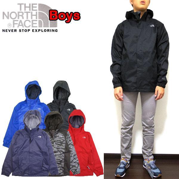 ec32046bb89f8 ノースフェイス キッズ ジャケット 男の子 BOYS RESOLVE REFLECTIVE JACKET|reason ...