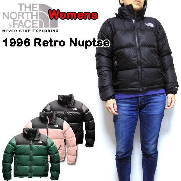 bf73d45689f28 ノースフェイス ダウンジャケット レディース レトロ ヌプシ 1996 Retro Nuptse Jacket 防寒 アウター|reason ...