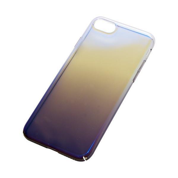 iPhone7 7Plus 用 グラデーション ケース 保護ケース マジョーラ スマートフォン iPhone7用ブラック NS-MAJOCASE-BK-N rebias