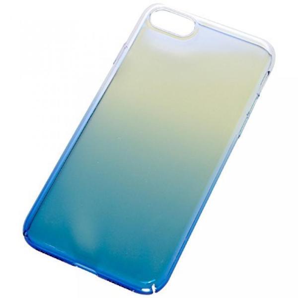 iPhone7 7Plus 用 グラデーション ケース 保護ケース マジョーラ スマートフォン iPhone7用ブルー NS-MAJOCASE-BL-N rebias 02