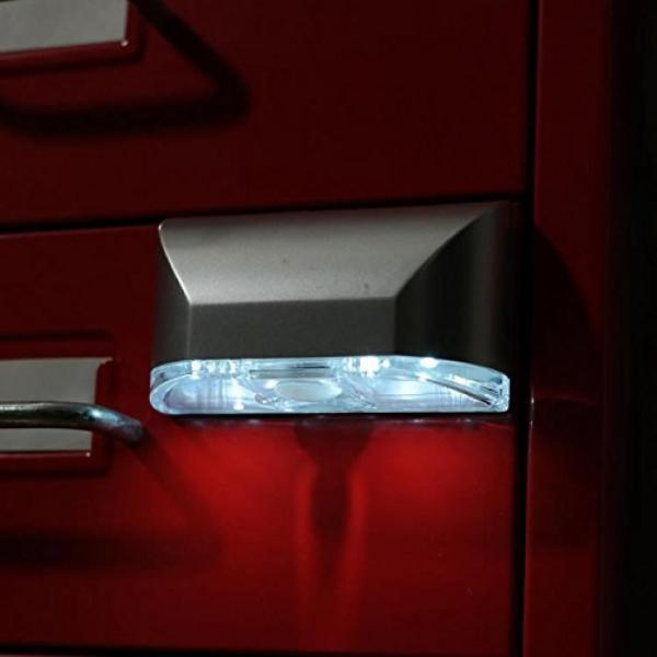 人感センサー LED ライト 簡易 センサーライト 玄関 扉 ドアノブ 電池 簡単設置 NS-NOB-LIGHT|rebias|04