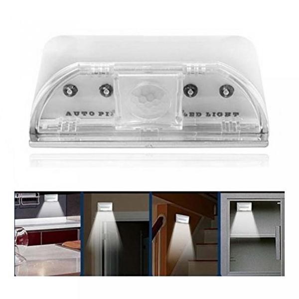 人感センサー LED ライト 簡易 センサーライト 玄関 扉 ドアノブ 電池 簡単設置 NS-NOB-LIGHT|rebias|06