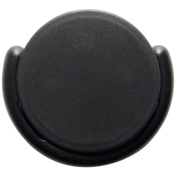 スマートフォン スマホ 落下防止 多機能 リング ポップアップ 車載ホルダー スタンド iPhone アクセサリー ブラック NS-SMAPOP-BK|rebias|03
