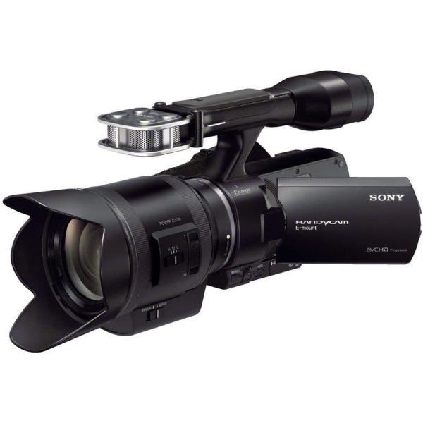 (中古品)ソニー SONY ビデオカメラ Handycam NEX-VG30H レンズキットE 18-200mm F3.|rebirth2018
