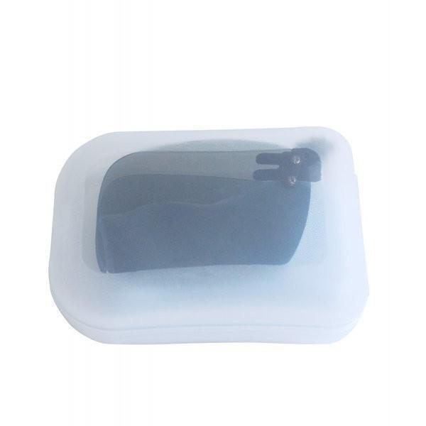 クリップオン 折りたたみ式 偏光 サングラス 前掛け ハードケース付き グレー ブラウン|rebirthlife|09
