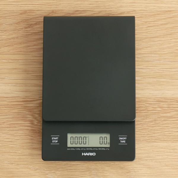 HARIO V60ドリップスケール VST-2000B/あすつく|receno|04