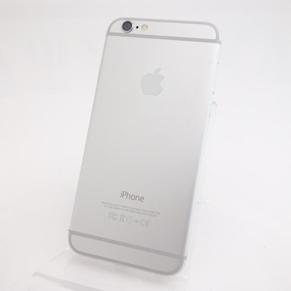 【auSIMロック】 iPhone6 64GB シルバー NG4H2J/A #5583|reco|02