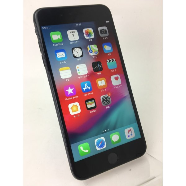 iPhone8 Plus 64GB スペースグレイ au MQ9K2J/Aの画像