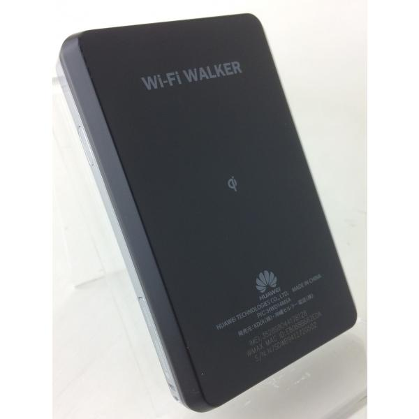 【au】Wi-Fi WALKER WiMAX2+ HWD14 ブライトシルバー|reco|02
