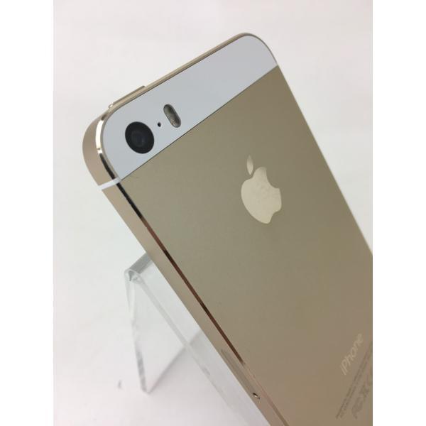 【docomoSIMロック】iPhone5S 64GB ゴールド ME340J/A reco 04