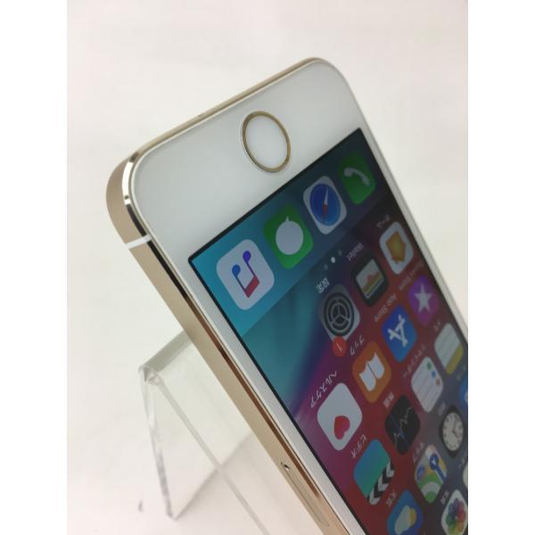 【docomoSIMロック】iPhone5S 64GB ゴールド ME340J/A reco 05