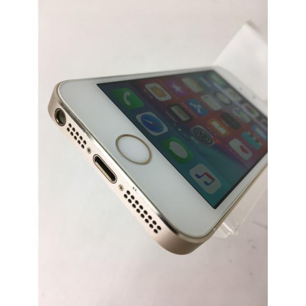 【docomoSIMロック】iPhone5S 64GB ゴールド ME340J/A reco 07