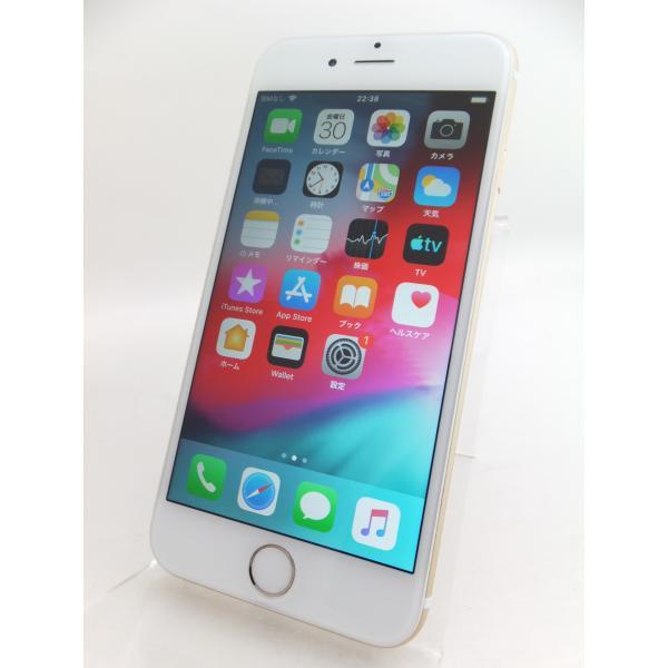 【docomoSIMロック】iPhone6 16GB ゴールド MG492J/A|reco